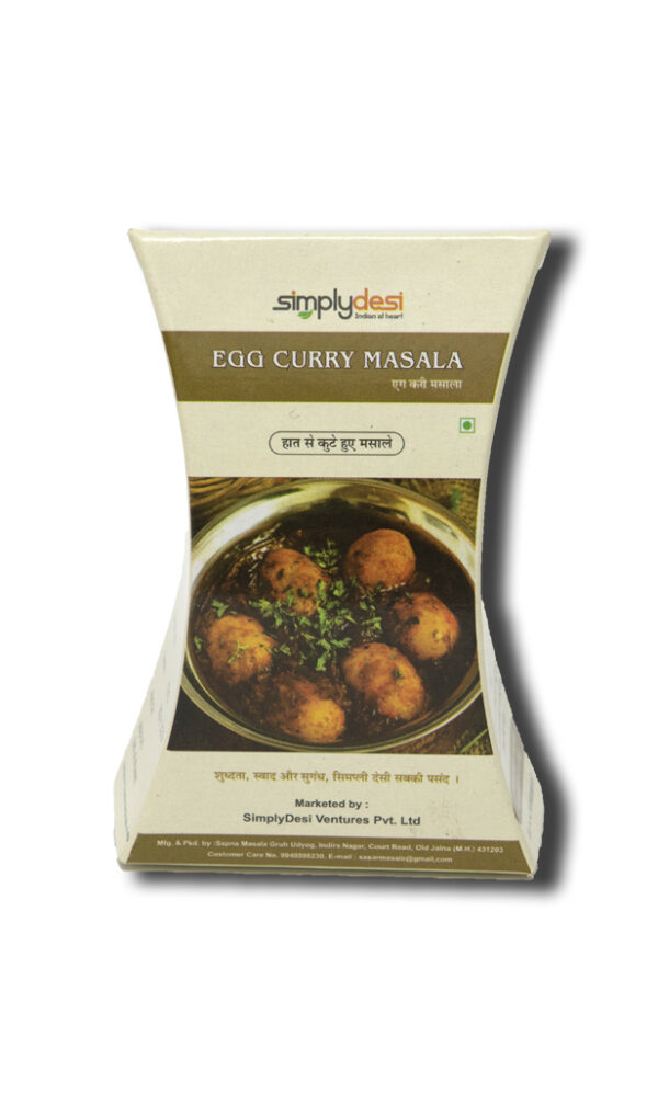 Egg Curry Masala