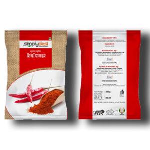 Mirchi (Red Chili) Powder