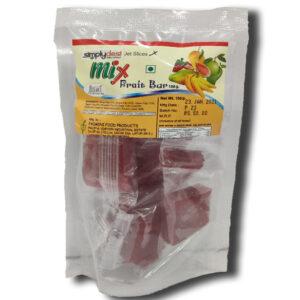 Mix Fruit Bar Toffee